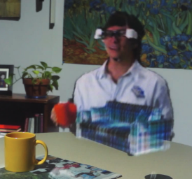 Immersive 3D Telepresence